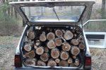 Furto di legna nell'alto Crotonese, due persone in manette