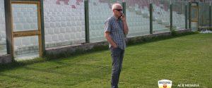 Messina, fiducia a Infantino ma lascia Polenta