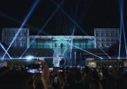 Lo spettacolo organizzato da Intel per celebrare il suo 50esimo anniversario.