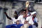 Pallone d'Oro: tre francesi sperano