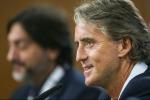 Mancini: Le critiche non mi preoccupano