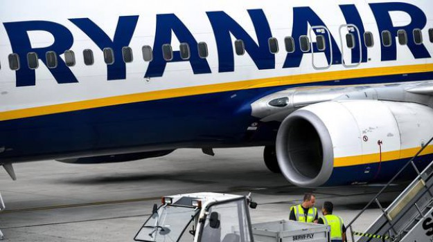nuove rotte Calabria, nuove rotte Ryanair Calabria, ryanair, Ryanair calabria, sacal, Calabria, Economia
