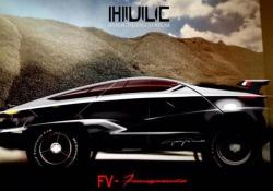Auto: nel 2021 arriva la prima hypercar Fv Frangivento