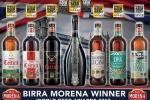 A Londra 3 medaglie d'oro a 'Birra Morena Unica'