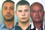 Tre arresti per l'omicidio di un allevatore a Seminara - Nomi e foto