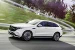 Mercedes Salone Parigi rilfettori puntati su elettriche EQ