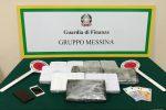 Agli imbarcaderi con l'auto imbottita di cocaina, calabrese fermato a Messina: secondo caso in due giorni