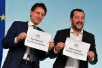 Salvini: via tutti campi rom entro fine legislatura. Via libera al decreto migranti