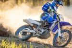 Yamaha rinnova la sua enduro inarrestabile WR450F