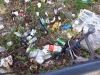 Rome residents in rubbish protest