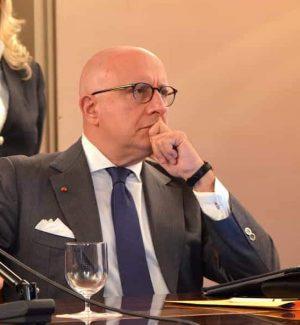 L'assessore regionale siciliano all'Economia, Gaetano Armao