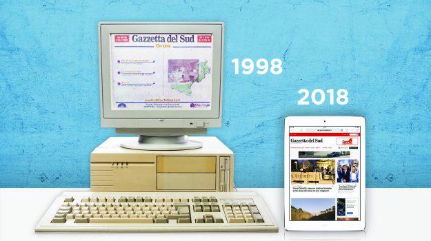 Gazzettadelsud.it da vent'anni online