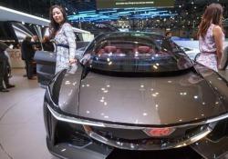 Il nome del prototipo creato grazie alla collaborazione con Envision Energy, azienda cinese impegnata nel campo delle energie rinnovabili è ispirato a quello della madre di Giorgetto