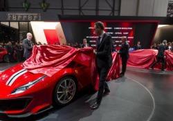 Debutto per il nuovo bolide di Maranello