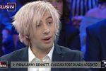 """""""Asia Argento mi ha violentato"""", Jimmy Bennett show a 'Non è l'Arena'"""