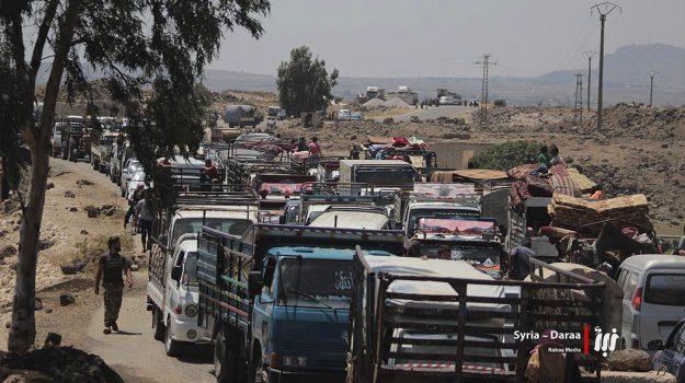 confine Giordania, confine Nasseb, confine Siria, giordania, siria, Sicilia, Mondo