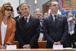 Marzabotto, i ministri di Italia e Germania per la prima volta insieme