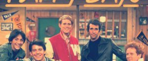 Oscar della tv, statuetta per l'indimenticabile Fonzie di Happy Days