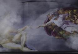 Lo show che svela ai ragazzi i segreti della Cappella Sistina di Michelangelo