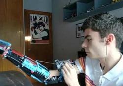 La trovata ingegnosa di David Aguilar, 18 enne di Andorra