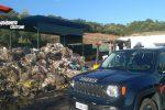 """""""Lavoratori in nero"""" nell'impianto di compostaggio a Petilia Policastro, due denunciati"""