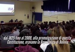 «Indigeniste» o «antimilitariste»? Studenti stranieri e italiani a confronto sulle rispettive Costituzioni L'iniziativa organizzata da Intercultura al liceo Majorana di Roma - Corriere TV