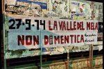 Incendio alla raffineria di Milazzo, uno striscione per non dimenticare