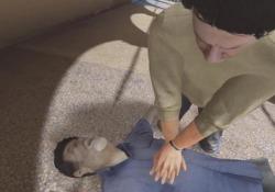 La realtà virtuale insegna a salvare le vite Al congresso European Reuscitation Council di Bologna, presentato un progetto di addestramento alle manovre salvavita con la realtà virtuale - Corriere Tv