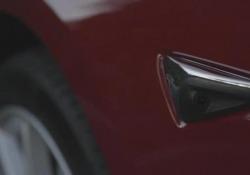 Le prime immagini della Tesla Model 3