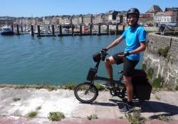 Londra-Parigi in bicicletta, seconda tappa