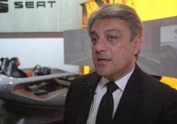 Il presidente del marchio spagnolo del Gruppo Volkswagen al Mobile World Congress di Barcellona: «L'integrazione di Shazam sulle nostre auto»
