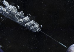 I ricercatori dell'Università di Shizuoka stanno lavorando ad un prototipo di ascensore spaziale
