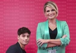 Il figlio di Simona Ventura ricorda l'aggressione subita a Milano, ospite con la madre di Silvia Toffanin