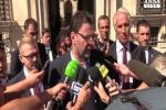 """Olimpiadi 2026, Giorgetti: """"Candidatura Italia, non citta'"""""""