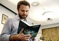 Lo scrittore racconta il nuovo libro «Divorare il cielo» (Einaudi)