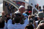 Papa Francesco in Sicilia sulle orme dei luoghi di padre Puglisi