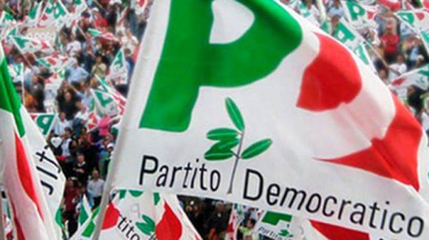 manifestazione partito democratico messina, Pd in mille piazze, Messina, Sicilia, Politica
