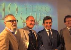 Il presidente di Rcs ha parlato a margine della presentazione. In lizza 20 finalisti, il vincitore riceverà 25 mila euro