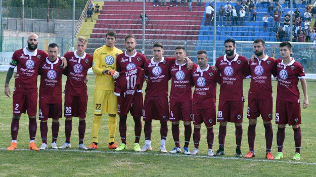 casertana-reggina, reggina, serie c, Reggio, Calabria, Sport