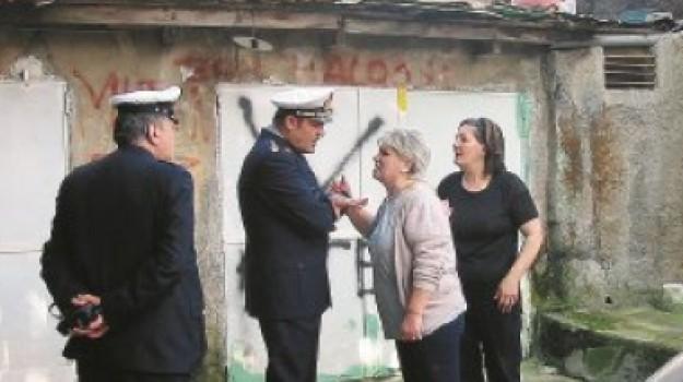 baracche messina, emergenza sanitaria a Messina, Cateno De Luca, Rino Nicolosi, Messina, Sicilia, Politica