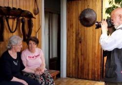 L'incontro di Ferdinando Scianna con Caterina e Lucia