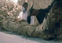 Assieme al corpo anche tanti manufatti e reperti storici. Era situato nella necropoli di Draa Abul Naga sulla riva occidentale del Nilo