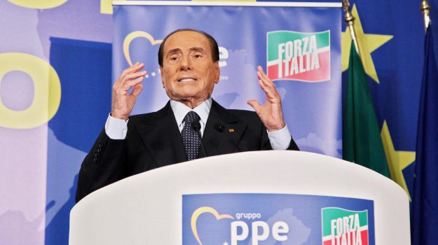 elezioni europee, forza italia, silvio berlusconi, Sicilia, Politica