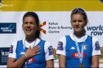 Canottaggio, titolo mondiale per le sorelle Lo Bue
