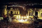 GDShow, lo spettacolo da Taormina - Ascolta la diretta streaming su Antenna dello Stretto