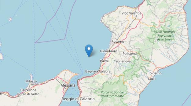 terremoto reggio calabria, Calabria, Cronaca