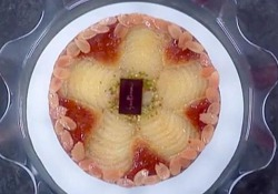 Torta Bourdaloue