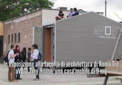 «Vivere in 9 mq e sentirsi a casa un po' ovunque» Si chiama Avoid Tiny House il progetto di mini casa su ruote del giovane architetto italiano Leonardo Di Chiara - Corriere TV
