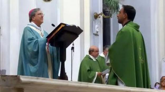 Nuovo parroco morano Calabro, Claudio Bonavita, Cosenza, Calabria, Cronaca