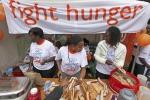Papa, manca la volontà politica di sradicare la fame nel mondo